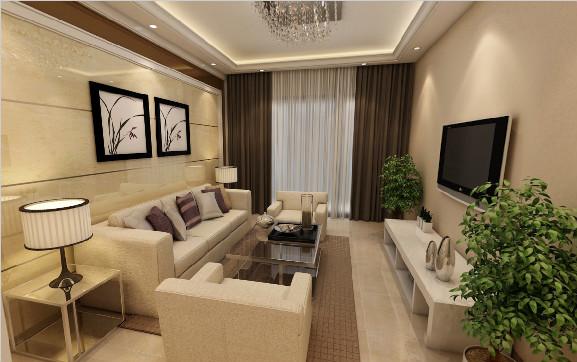 柳州中宅装饰户型图3D15